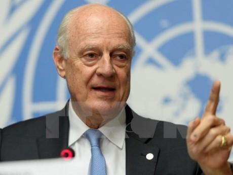 Syria crisis: No breakthrough in Geneva talks - ảnh 1