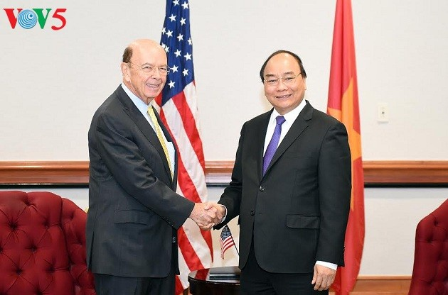 Prime Minister Nguyen Xuan Phuc on last day of US visit - ảnh 1