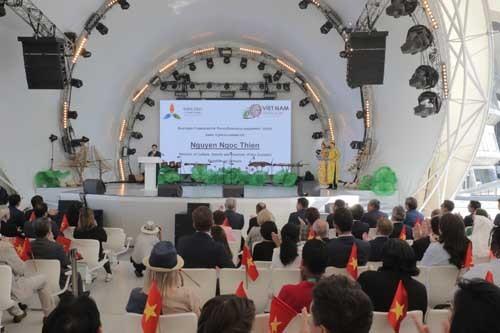 Vietnam attends World Expo 2017 in Kazakhstan - ảnh 1