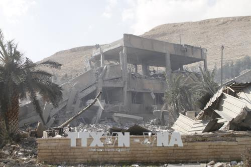 Russia: OPCW inspectors enter suspected chemical attack site in Douma - ảnh 1