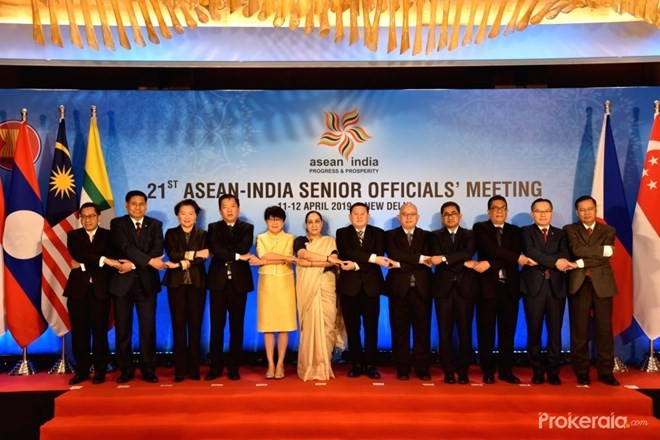 ASEAN, India bolster maritime cooperation, connectivity - ảnh 1