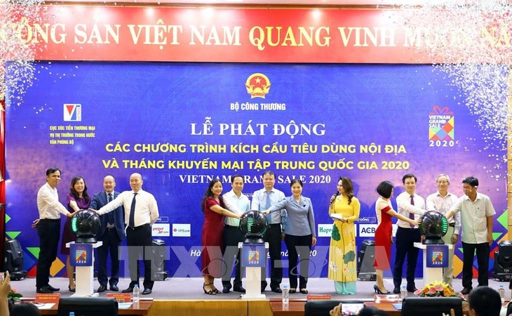 Vietnam launches month of National Promotion Program 2020 - ảnh 1