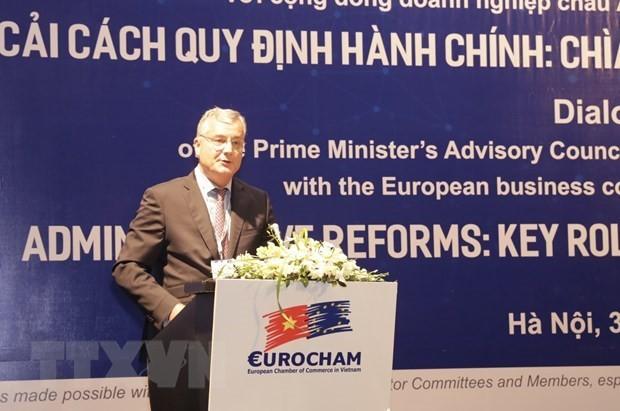 European firms optimistic about Vietnam's business climate - ảnh 1