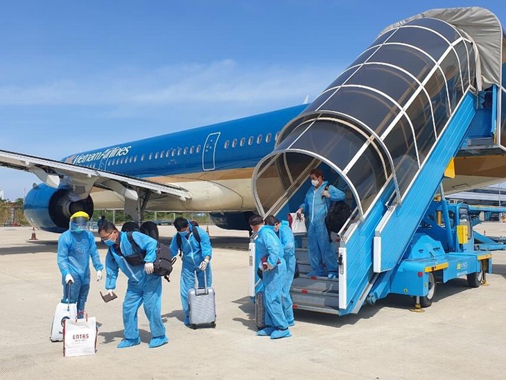 570 South Korean businesspeople to arrive in Vietnam this week - ảnh 1