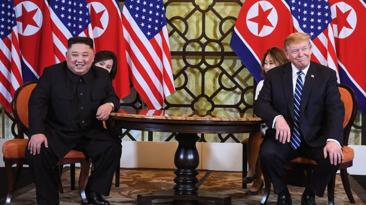 US urges North Korea to return to dialogue - ảnh 1