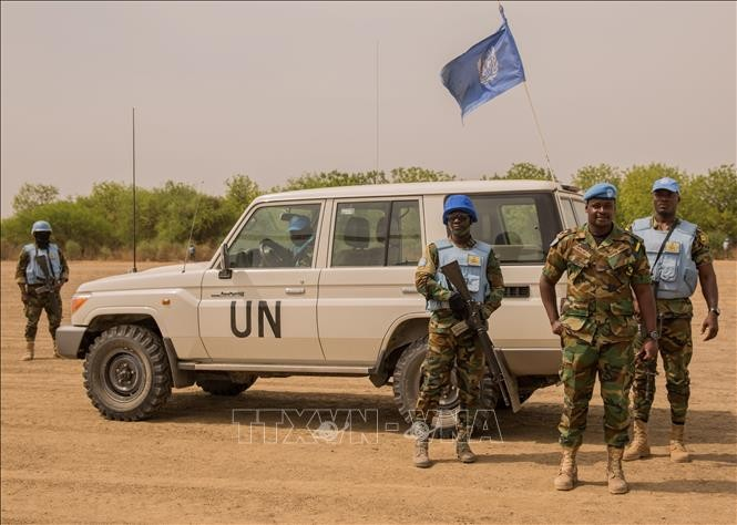 UN begins pullout from South Sudan civilian protection camps - ảnh 1