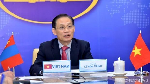 Vietnam, Mongolia seek ways to forge traditional friendship - ảnh 1
