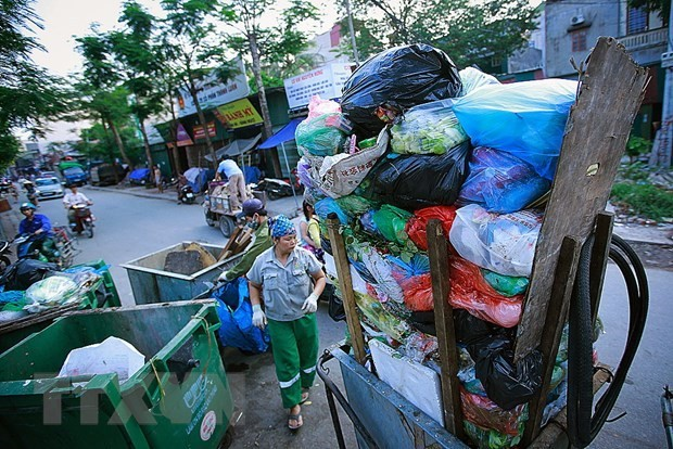 Hanoi to build second waste-to-energy plant - ảnh 1