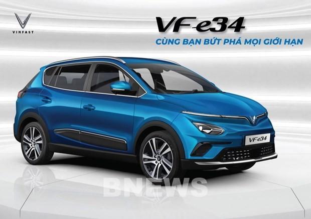 VinFast puts new electric vehicle model on market - ảnh 1