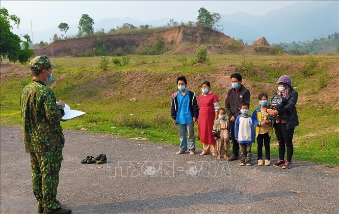Vietnam records no new COVID-19 cases, tightens border control - ảnh 1