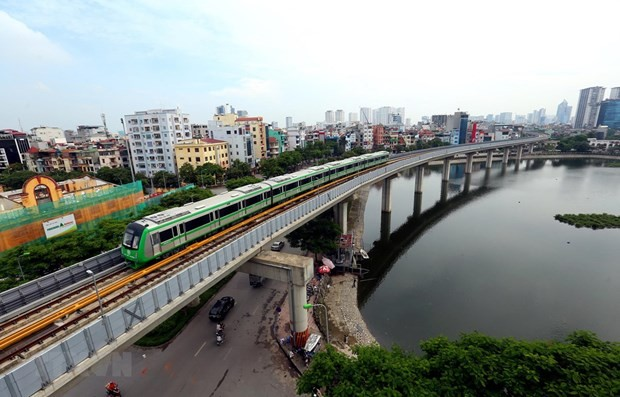 Cat Linh – Ha Dong metro line to begin commercial operation from May 1 - ảnh 1