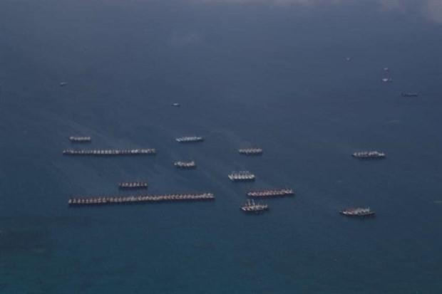 International community criticize China's acts of destabilizing East Sea - ảnh 1