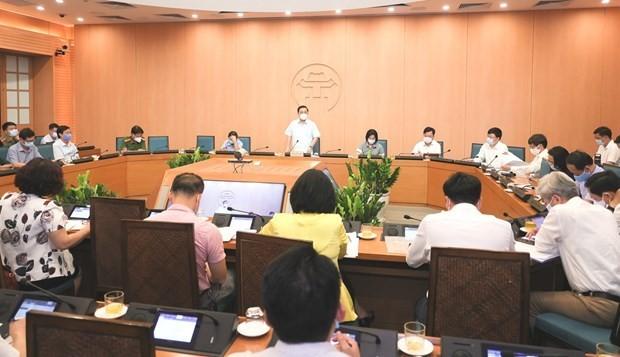 COVID-19: Hanoi closes cinemas, spas, massage parlors  - ảnh 1
