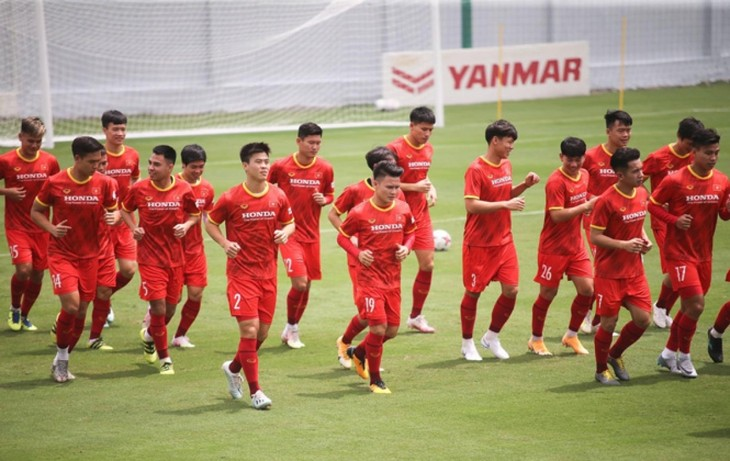 Vietnam national team to play friendly against Jordan on May 31 - ảnh 1