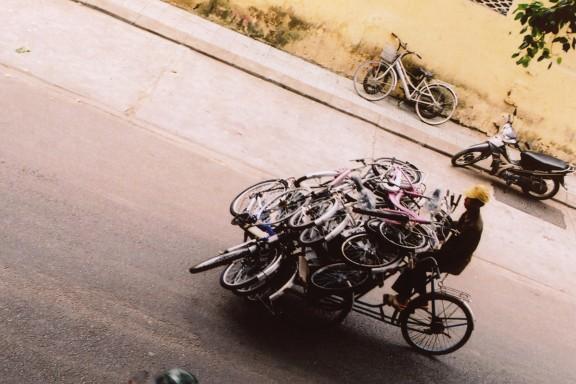 Ломография – новое движение вьетнамской молодёжи - ảnh 3