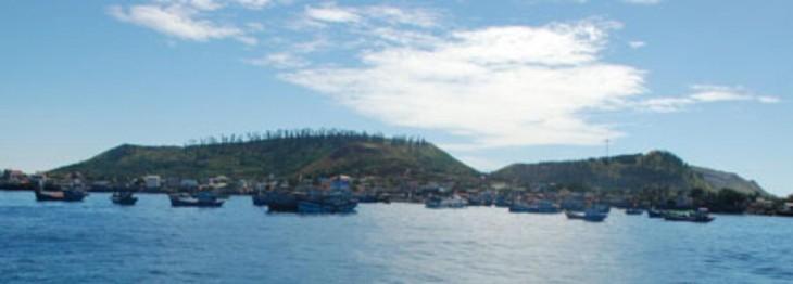 Тур в островной уезд Лишон в провинции  Куангнгай - ảnh 1
