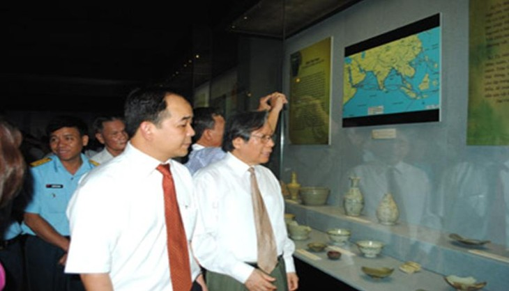 Выставка «Морское и природно-культурное наследие Вьетнама» - ảnh 2
