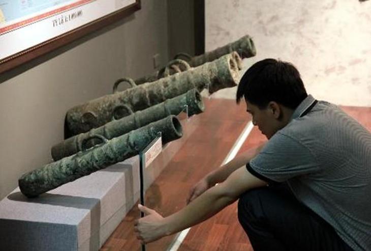 Выставка «Морское и природно-культурное наследие Вьетнама» - ảnh 3