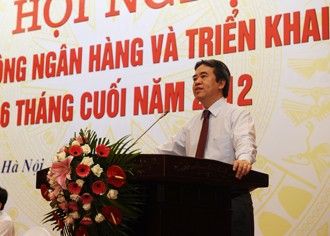 Конференция Госбанка Вьетнама по обсуждению направлений деятельности на... - ảnh 1