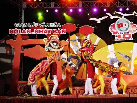 В провинции Куангнам открылась 10-я встреча культуры Хойан – Японии - ảnh 1