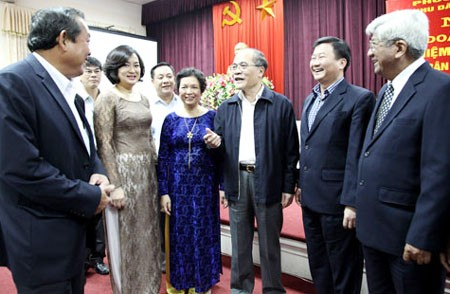 Нгуен Шинь Хунг принял участие в празднике национального единства - ảnh 1