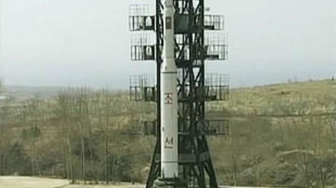 КНДР рассматривает возможность отложить запуск ракеты со спутником - ảnh 1