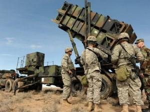 Военнослужащие США направлены на турецко-сирийскую границу - ảnh 1