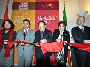 Италия обязалась форсировать культурное сотрудничество с Вьетнамом - ảnh 1
