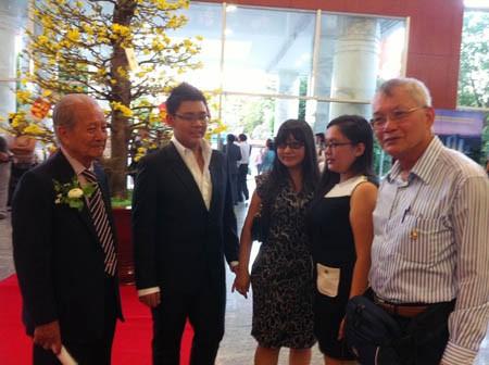 Во Вьетнаме проходят встречи с вьетнамскими эмигрантами в связи с Тэтом - ảnh 2