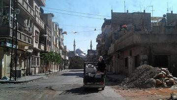 Cирийские власти отвергают обвинения в применении химоружия - ảnh 1
