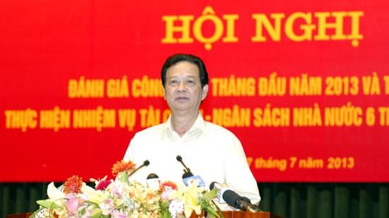 Стремление выполнить план для исполнения госбюджета на 2013 год - ảnh 1