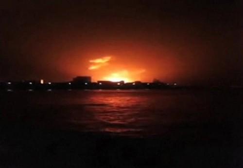 Взрывы на борту подлодки INS Sindhurakshak ВМС Индии - ảnh 1