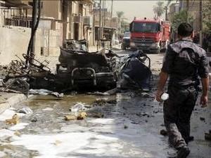 От насилия в Ираке пострадали 43 человека - ảnh 1