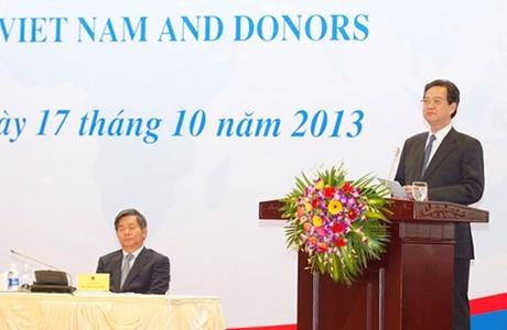 20-летие со дня установления отношений между Вьетнамом и международными кретирорами - ảnh 1