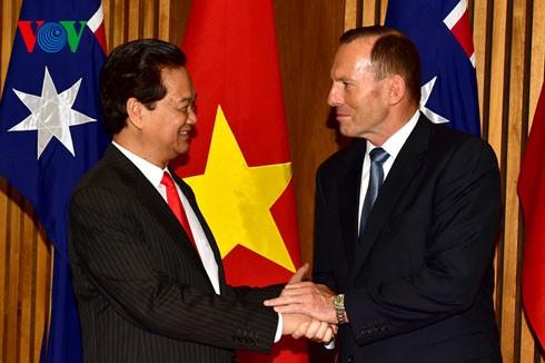 Визиты Нгуен Тан Зунга подняли отношения Вьетнама с Австралией и Новой Зеландией на новую высоту - ảnh 1