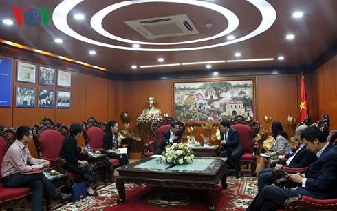 Вьетнам и Монголия расширяют сотрудничество в области прессы - ảnh 1
