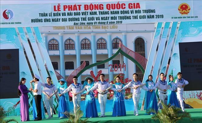 Открылась Неделя моря и островов Вьетнама - ảnh 1