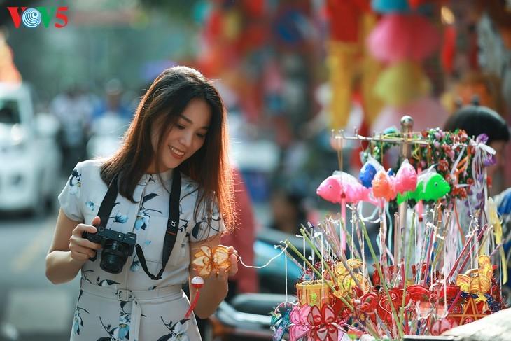 Возвращение в детство на улице Ханг-Ма - ảnh 12