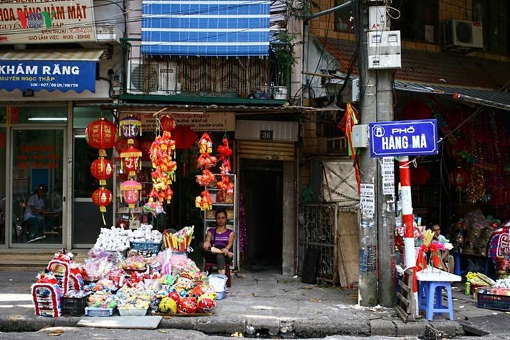Возвращение в детство на улице Ханг-Ма - ảnh 1