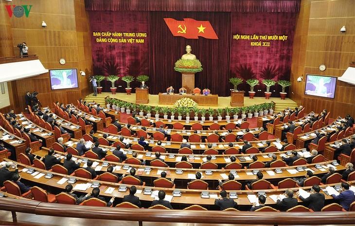 11-й пленум ЦК КПВ – важный этап подготовки к 13-у съезду партии - ảnh 1