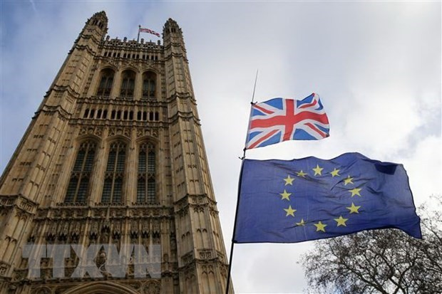 Евросоюз согласился отложить Brexit - ảnh 1