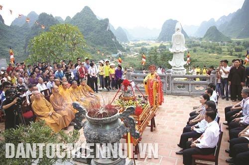 Геопарк «Нон-Ныок» в провинции Каобанг - ảnh 2