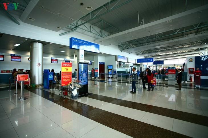 Аэропорт Льенкхыонг - пышный цветок высокогорья - ảnh 10