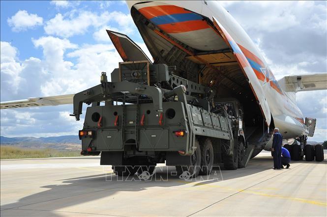 Турция не намерена отказываться от покупки С-400 - ảnh 1