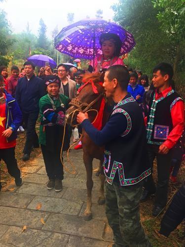 Свадебные обряды народности Буи на северо-западе Вьетнама - ảnh 1