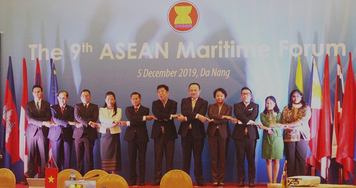 В Дананге открылся морской форум АСЕАН - ảnh 1