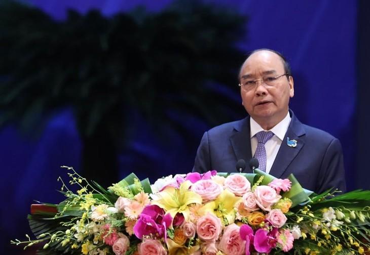 Вьетнамская молодёжь должна стремиться к строительству сильной и процветающей Родины - ảnh 1