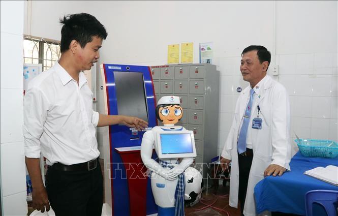 От робота-помощника до цифровой больницы - ảnh 1