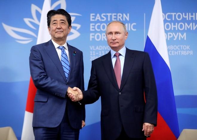 Япония намерена углублять отношения с Россией и заключить мирный договор - ảnh 1