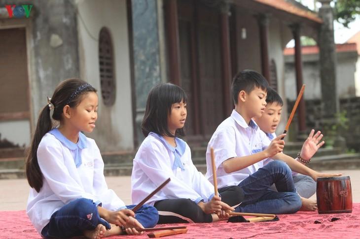 Весной слушать «качу» в деревне Донгмон - ảnh 2